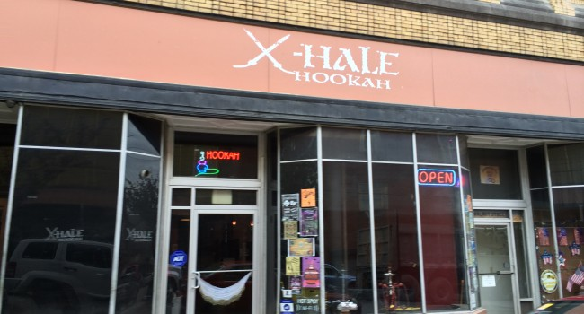 The X-Hale Hookah Lounge in Morgantown was one of three businesses targeted in civil action this week by federal, state and local authorities.