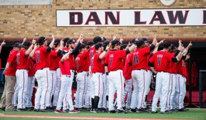 The Texas Tech Red Raiders boast the Big 12's best home record at 28-4 as West Virginia visits for a three-game series that opens Thursday.