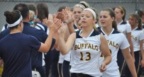 Buffalo seeks its fourth consecutive Class A title as the West Virginia softball state tournament begins Wednesday in Vienna.