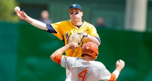 West Virginia second baseman Billy Fleming joined teammate Bobby Boyd on the Big 12 all-conference team.