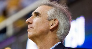 Oliver Luck revealed to ESPN that he sought to orchestrate a Big East merger with less-powerful Big 12 during September 2011.