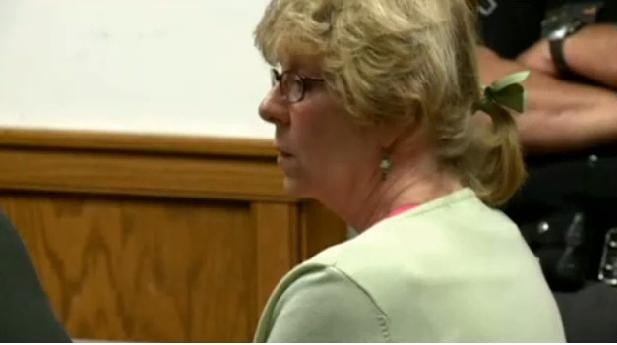 Fayette County teacher Kathleen Wade was convicted Friday on two counts of battery.