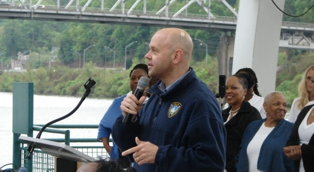Charleston Police Chief Brent Webster says early invention is a key to battling juvenile crime.