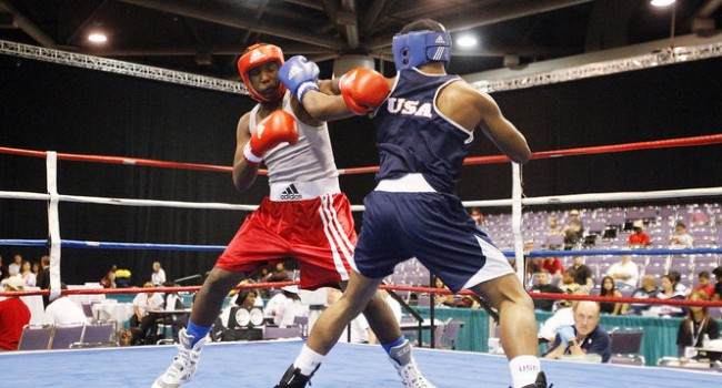 Two rings will be set up in the Charleston Civic Center for bouts that begin Wednesday.