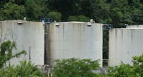 These steel tanks and others at the Freedom Industries site in Charleston will soon be torn down.