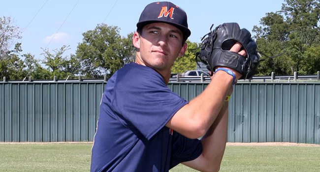Mountaineers pitching signee Greg Maisto of McLennan (Texas) Community College reportedly has agreed to terms with the Tampa Bay Rays and won't be enrolling at West Virginia.