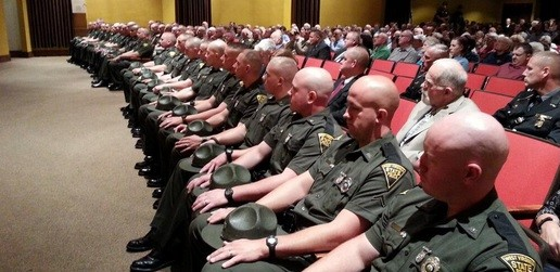 There are 27 new State Police Troopers after last Friday's graduation.
