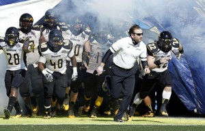 Towson, the national runner-up in the FCS last season, will visit West Virginia on Sept. 6 for a 7:30 p.m. kickoff on Root Sports.
