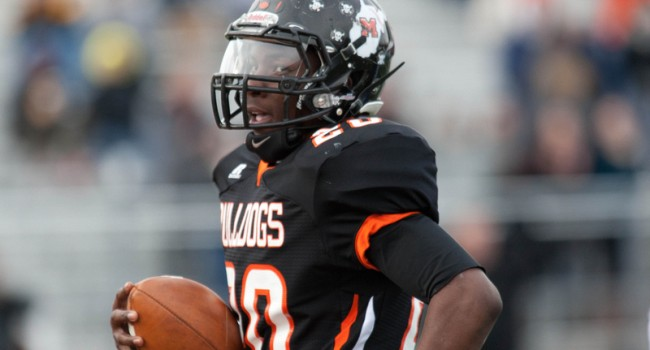 Martinsburg's Deamonte Lindsay will play for WVU after joining West Virginia's 2015 recruiting class.