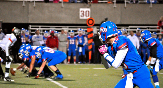 Wheeling Park advanced to the semifinals of the playoffs in Class AAA in 2013.