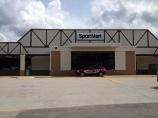 Sport Mart first opened in Charleston in 1930. It moved to this larger location years later.