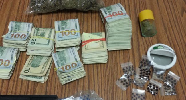 WVMetroNews - Harrison County drug bust leads to three arrests