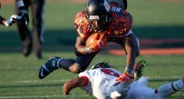 Class AAA No. 1 Martinsburg defeated H.D. Woodson 24-7 in week one of the high school football season.