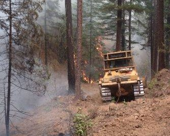 Western wildfire crew returns home to West Virginia