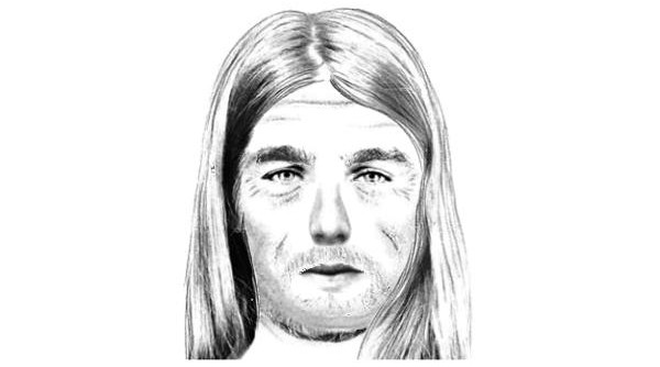 Charleston Police released this sketch of the suspect in the alleged rape of a woman near Appalachian Power Park.
