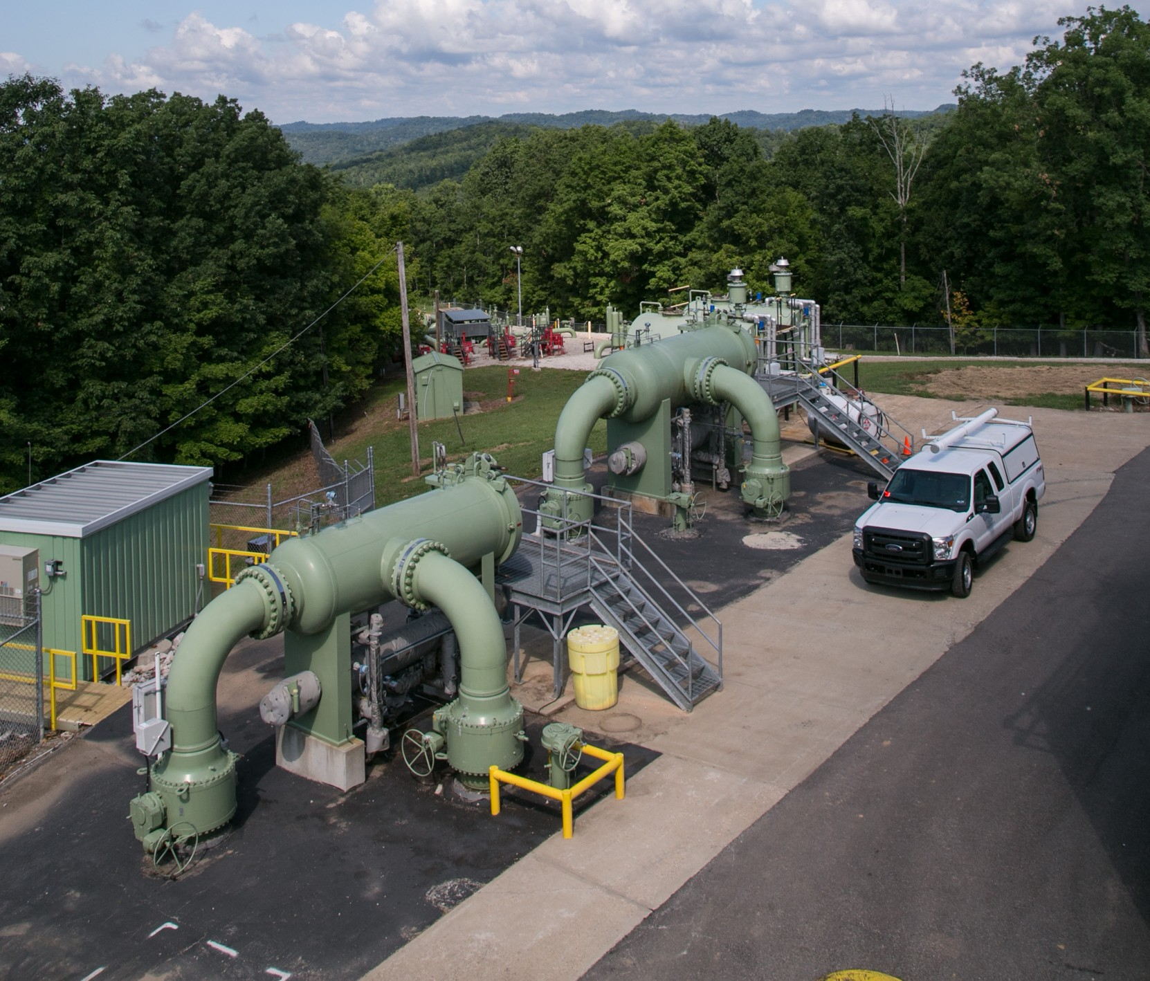 Columbia Pipeline Group said it needs an additional pipeline from West Virginia to meeting natural gas demands in other parts of U.S.