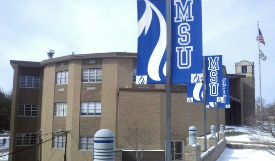 Part of the settlement calls for the liquidation of former MSU campus buildings and equipment in Beckley and Martinsbug.