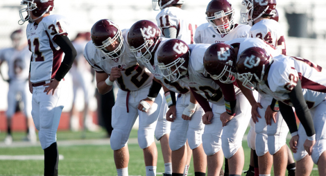 Wheeling Central looks to get back to the state championship game in 2014 after falling in the first round of the playoffs each of the last two seasons.