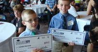 Young college savers were recognized at Thursday ceremony.