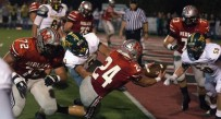 Cabell Midland defeated Huntington 31-26 in week four of the high school football season.