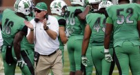 Coach Doc Holliday says Marshall's recruiting brand is improving as the Herd wins games and commands more national media exposure.