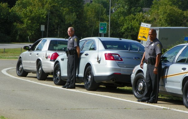 Wv metronews psc to step up commercial truck patrols for Wv dept motor vehicles charleston