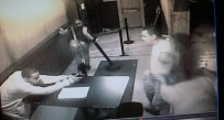 Huntington police released this surveillance photo of Saturday's shooting at Whiskey Rocks bar.