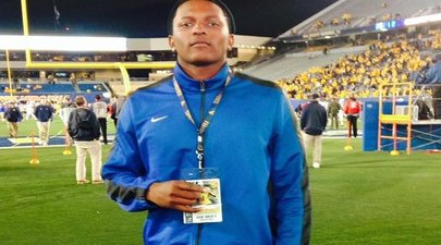 Adam Shuler, a 6-foot-5, 255-pound defensive end, became West Virginia's 21st commitment for 2015.