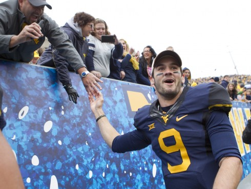WVMetroNews - West Virginia enters at No  22 in AP poll, No