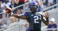 TCU's Trevone Boykin has thrown 21 touchdowns this season—including seven last week against Texas Tech—and only three interceptions.