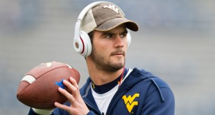 Bryce Petty owns the publicity but Clint Trickett is the higher-rated quarterback as No. 4 Baylor visits West Virginia on Saturday.