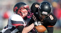 Four-time defending Class AAA state champion Martinsburg defeated No. 5 Point Pleasant 49-28 in the quarterfinals of the high school football playoffs.