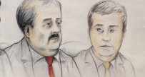 Don Blankenship, left, listens during his arraignment Thursday in U.S. District Court in Beckley.