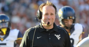 "Dana Holgorsen said his team ""didn't have the same pop"" against Texas that it showed in previous games."