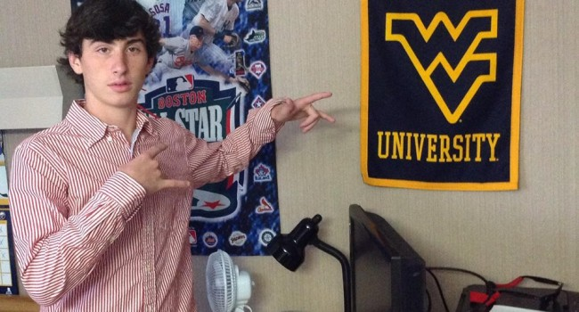 WVU freshman Nolan Burch, 18, of Buffalo, NY died in November after being found unresponsive at a frat house.
