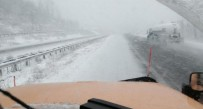 Visibility was poor on Interstate 68 in western Maryland Wednesday.