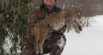 Cory Boothe with bobcat #3