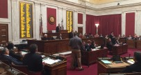 The House of Delegates was a busy place Wednesday.