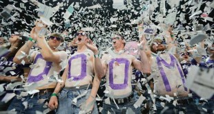 Lead K-State fans Octagon of Doom