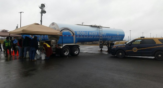 Lewisburg Water Distribution 1