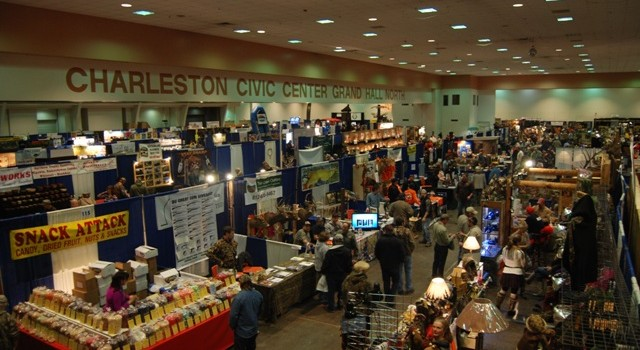 Wv metronews time for the 2015 hunting and fishing show for Hunting and fishing expo