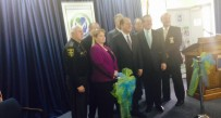 Governor Tomblin and others gathered to unveil the new initiative