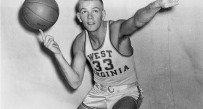 Hot Rod Hundley was a two-time All-American in three seasons a WVU.