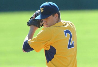 Chad Donato allowed two unearned runs over eight-plus innings in Sunday's 2-1 loss to No. 25 Illinois.