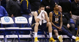 Lead WVU after loss at Kansas