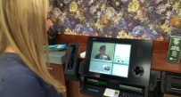 MVB Bank's A-I-T Teller features all traditional counter service, but the teller is on a screen and off site.