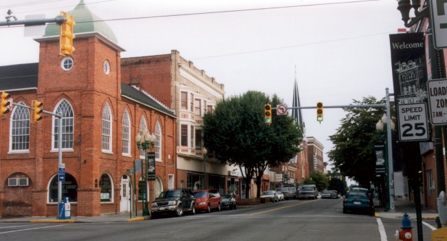 Martinsburg and Berkeley County continue to show the most population growth in WV.