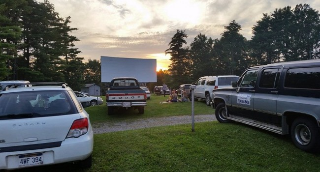 Operators of the Mt. Zion Drive-In in Calhoun County hope they can raise $75,000 for projection upgrades so the sun doesn't set for good.