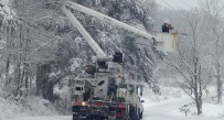 Appalachian Power crews hope to cut into the numbers Friday after losing some ground Thursday.