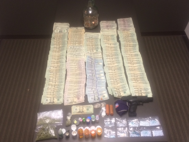 WVMetroNews - Multiple agencies make drug bust in Harrison
